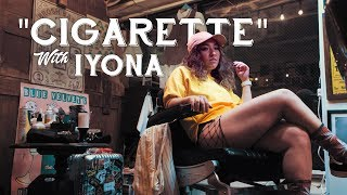 IYONA in Mr.Brothers Cut Club, Tokyo 'Cigarette' Dancehall | YAKFILMS