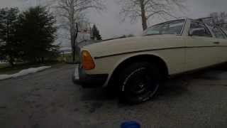 1981 Mercedes Benz 300 TD Diesel Wagon For Sale