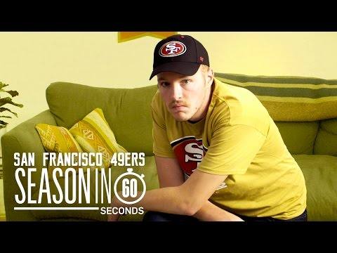 San Francisco 49ers Fans | Season in 60 Seconds