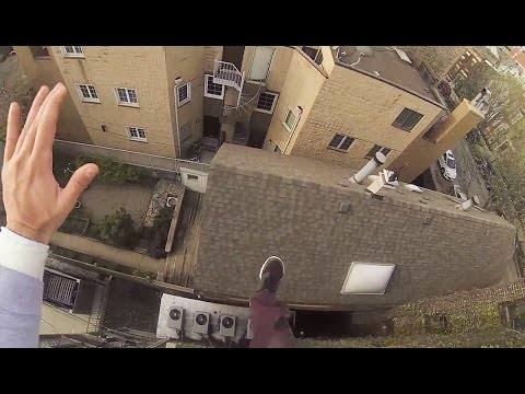 watch-this-insane-gopro-roof-jump!-|-what's-trending-now