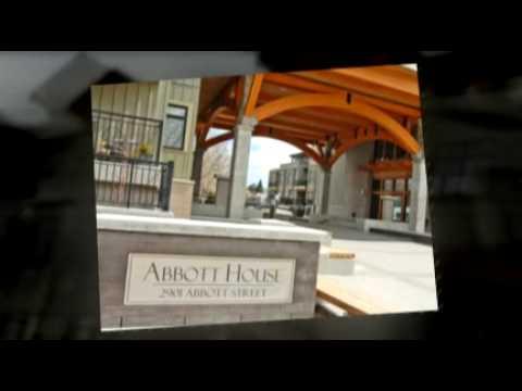 Kelowna condos abbott house 2901 abbott street youtube for Abbott house