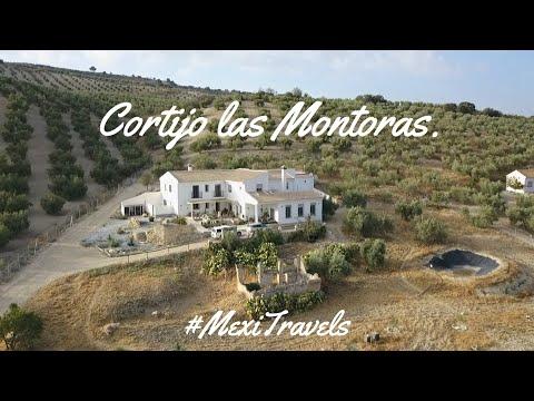 #MexiTravels - Cortijo las Montoras B&B, Malaga Spain, Bank Holiday Weekend Away.