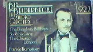 BIX BEIDERBECKE  1927