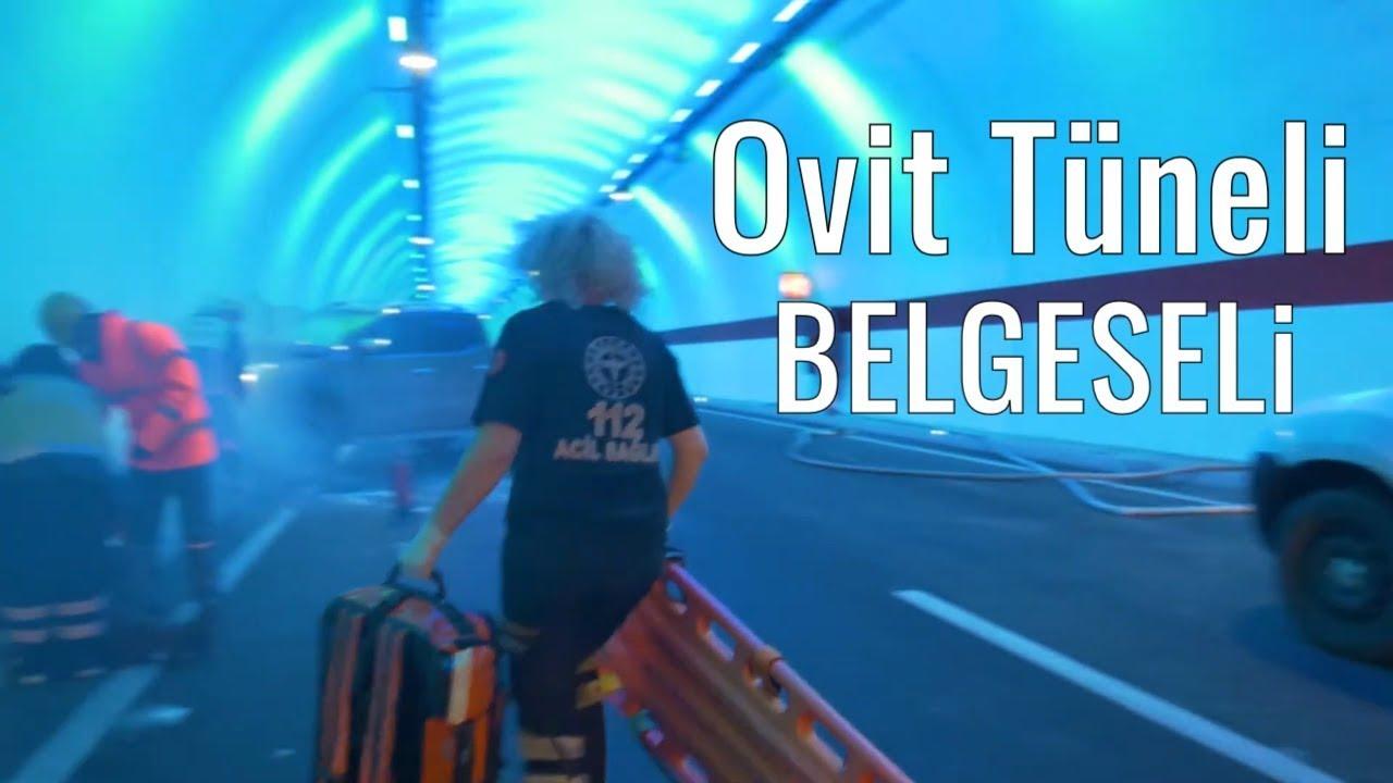 Ovit tüneli Erzurum tarafindan giris, #Rize - #İkizdere Çıkış