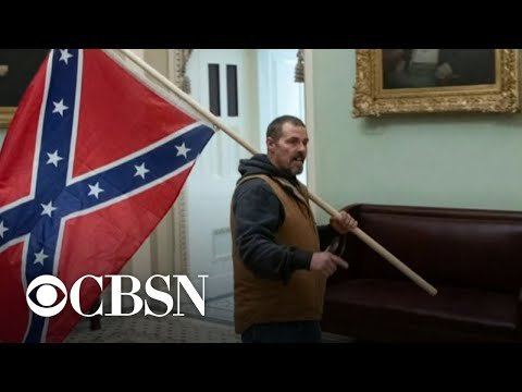 Descendant of Robert E. Lee says Confederate flag at the Capitol was