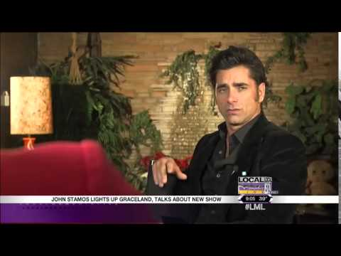 Actor John Stamos Local Memphis Live Interview