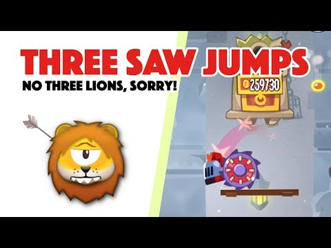 King of Thieves - Base 21 Triple Saw Jump!!!
