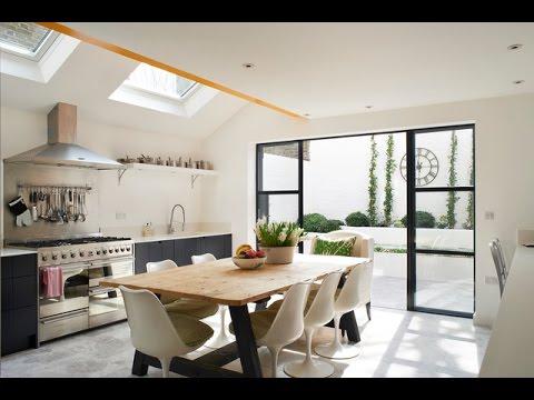 7 Desain Dapur Terbuka Youtube