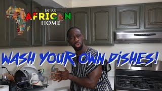 Download Clifford Owusu Comedy - In An African Home: Dad, Wash Your Own Dishes (Clifford Owusu)