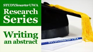 Dissertation abstract components