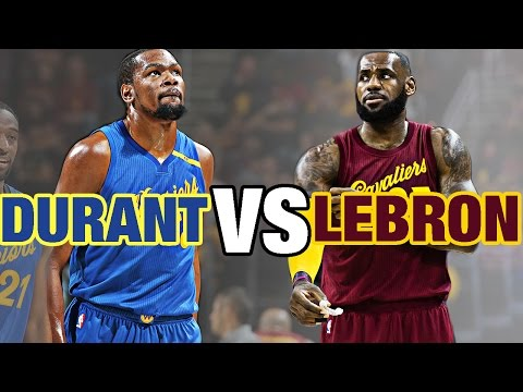 LeBron James VS Kevin Durant Epic Christmas Day Duel   |  12.25.16