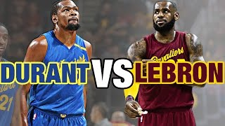 LeBron James VS Kevin Durant Epic Christmas Day Duel   |  12.2…