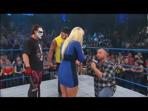 Bully Ray has A Very Important Question For Brooke Hogan  Jan 10, 2013