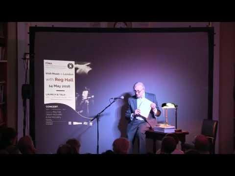 Irish Music in London / Reg Hall
