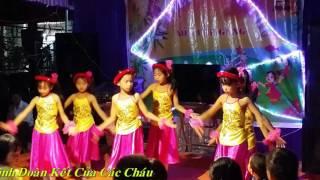 Em Đi Xem Hội Trăng Rằm - Thùy Linh Và Kiều Trang, Tối 14 - 9 - 2016