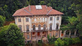 Abandoned Italian Renaissance Palace From a Lawyers Couple *Amazing*