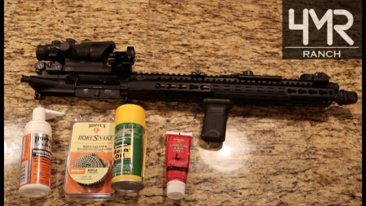 Gun Cleaning Essentials Every Shooter Should Have