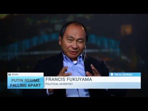 'Putinism' is no alternative to liberal democracy' - Francis Fukuyama