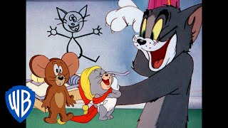 Download Tom and Jerry Cartoon - Tom And Jerry | The Award Winning Shorts | Classic Cartoon Compilation | WB Kids