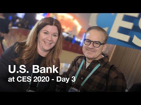 U.S. Bank At CES 2020: Day 3 Recap