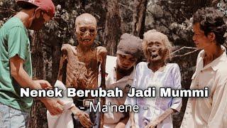 Ternyata Ini Rahasia Nenek Toraja di Ma\x27nene Bisa Berdiri Tegak, Jangan Lihat Jika Tak Sanggup
