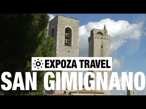 San Gimignano Vacation Travel Video Guide