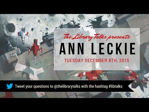 Guest: Ann Leckie