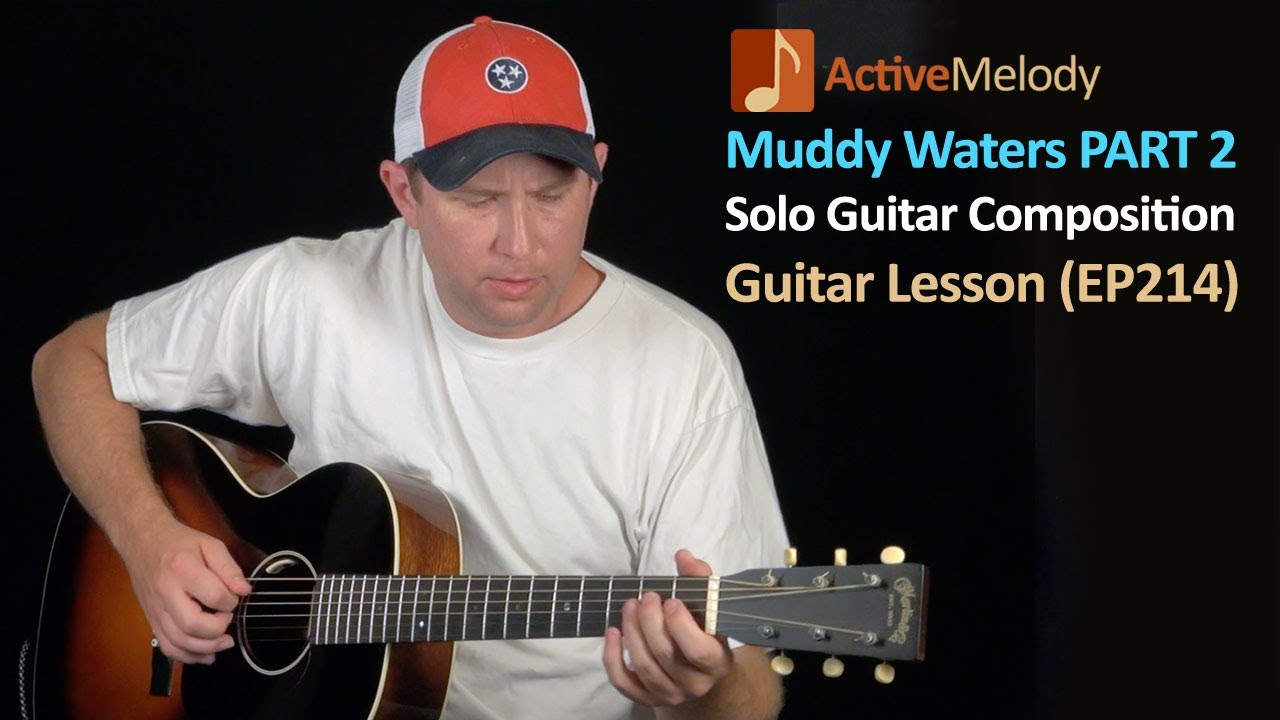 blues guitar lesson muddy waters style part 2 ep214 youtube. Black Bedroom Furniture Sets. Home Design Ideas