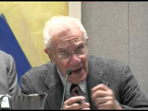 Robert M. Solow - The Financial Crisis and Economic Policy