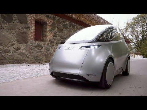 Uniti One Electric Micro Car