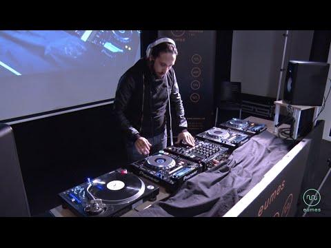 EUMES Meets Cristian Varela: masterclass técnicas de DJ