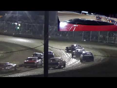 Cottage Grove Speedway 9-9-17 street stock feature