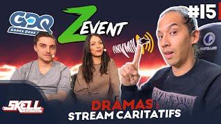 Drama : Stream Caritatifs, entre abus et ambulances | Le SKELL #15