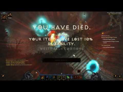 Diablo III pet AI