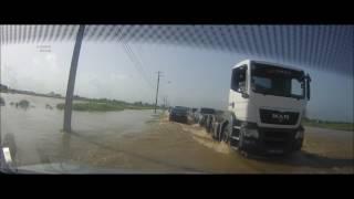 Flood in Caroni