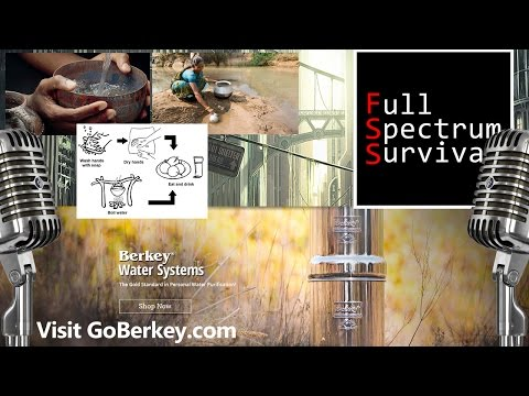 Are Berkey Filters Worth The Money? Jeff The Berkey Guy - FSS Interview
