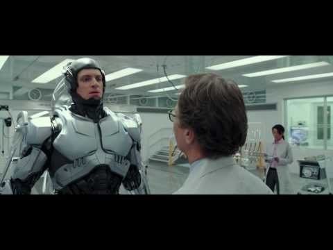 ROBOCOP - TIME TO WAKE HIM UP CLIP