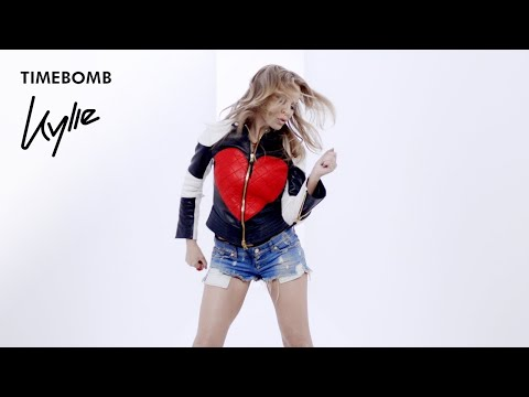 Kylie Minogue - Timebomb [Official Music Video]