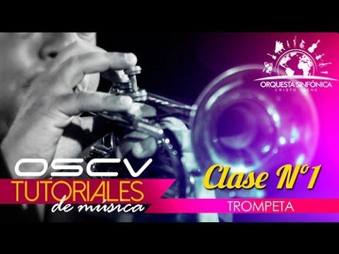 Tutorial trompeta clase nro 01