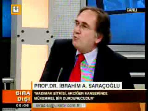 Kanser - Şeker Hastalığı - Prof. Dr. İbrahim Adnan Saraçoğlu