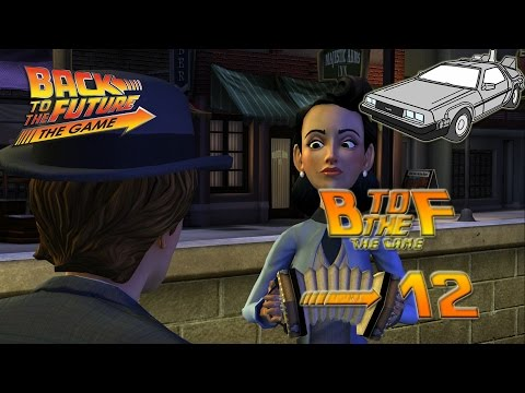 Back to the Future - Episode 2 #12 ► The best Song in the World ◄ Deutsch / German Gameplay