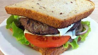 Гамбургер. Сэндвич. Бутерброд. Мамулины рецепты.