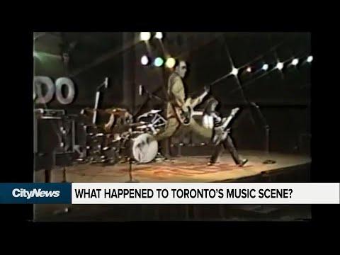 What happened to Toronto's music scene?