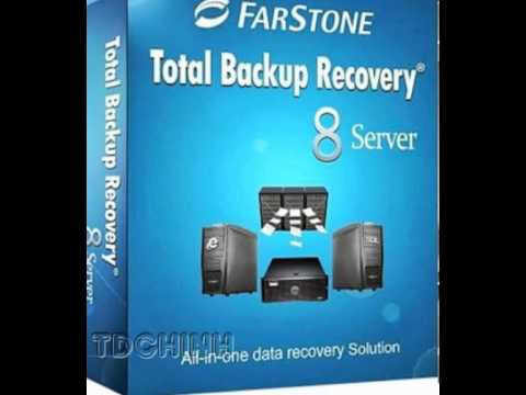FARSTONE TOTAL BACKUP RECOVERY SERVER V9.1.2 + KEYGEN