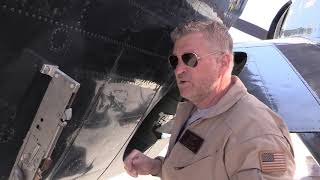Ron Carlson Talks About His GrummanTBM-3 Avenger