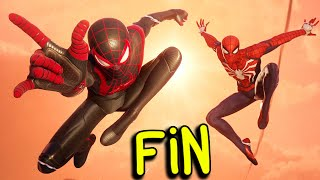 J'EXIGE UNE SUITE IMMEDIATEMENT ! (Spider-Man : Miles Morales - FIN)