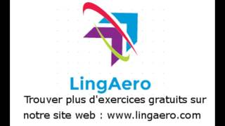 Anglais Aeronautique Vocabulaire - FCL055 IFR DGAC - Test Blanc - Ecoute de bande 22