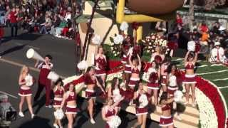Leland Stanford Junior University Marching Band - 2014 Pasadena Rose Parade