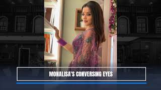 Bhojpuri Bombshell Monalisa Stuns Fans With Her Sizzling Desi Look