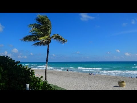 Miami Beach, Hollywood Beach, Lauderdale-By-The-Sea, Florida